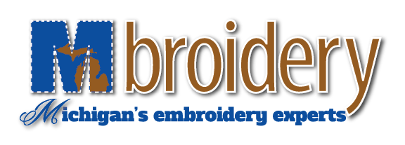 MICHIGAN'S EMBROIDERY EXPERTS